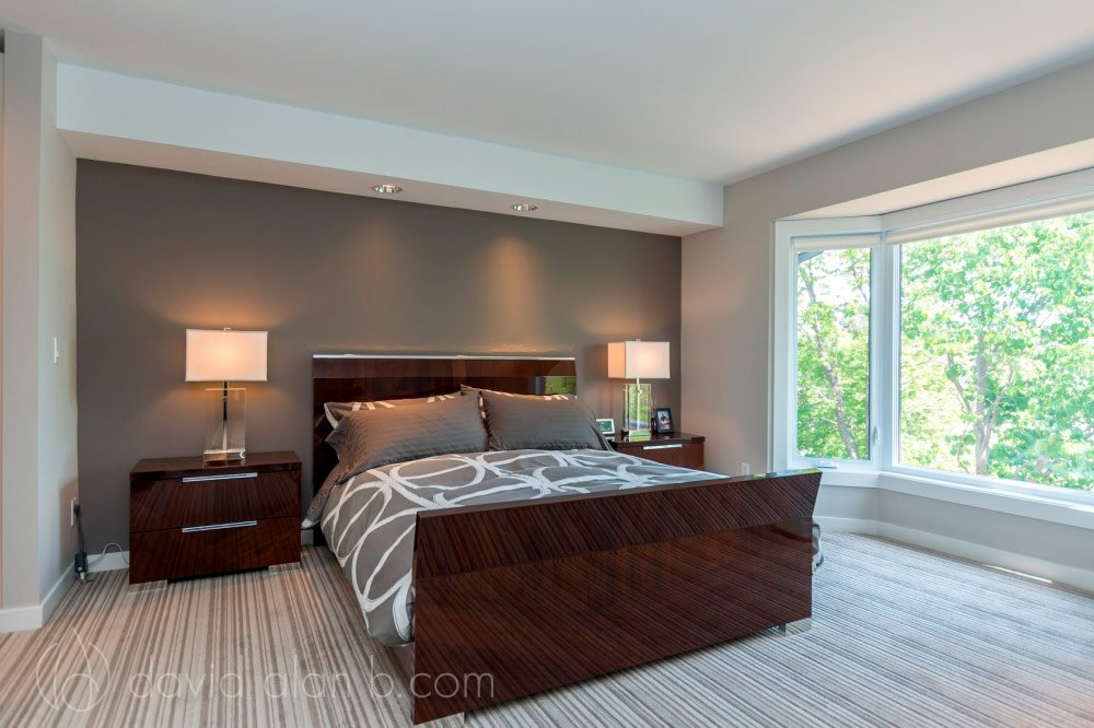 Winnipeg Home Renovation - Master Bedroom
