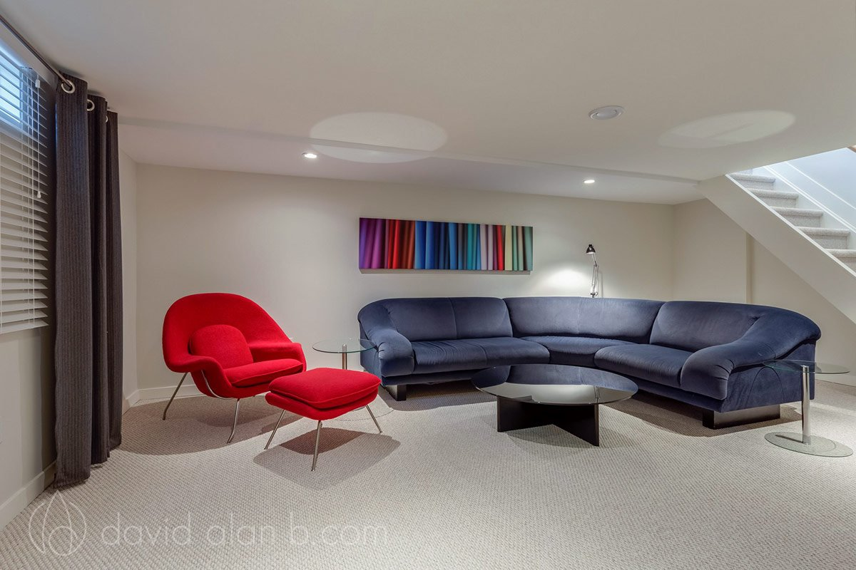 Winnipeg Bungalow - Basement Design & Renovation