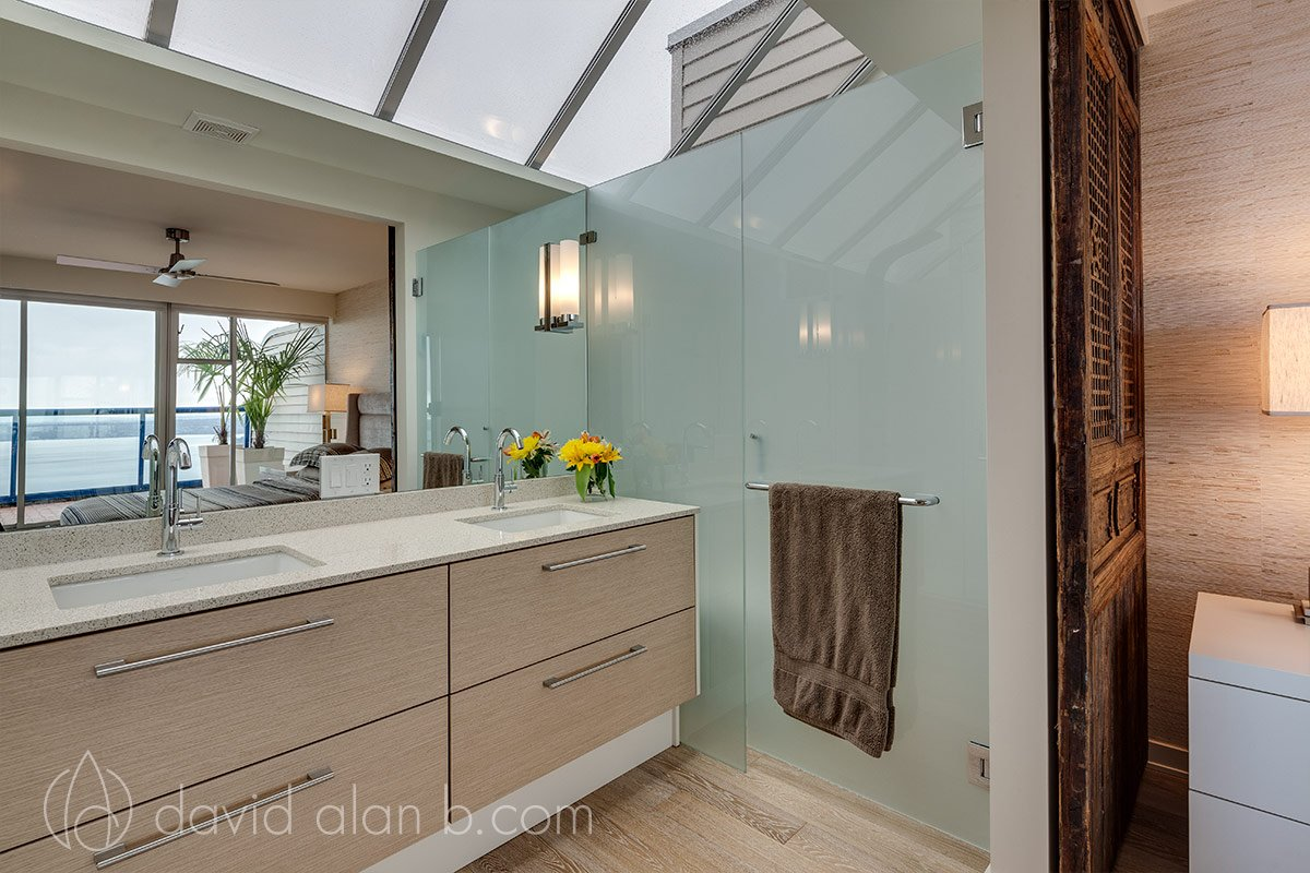 Two-Storey West Vancouver Renovation - Master Ensuite