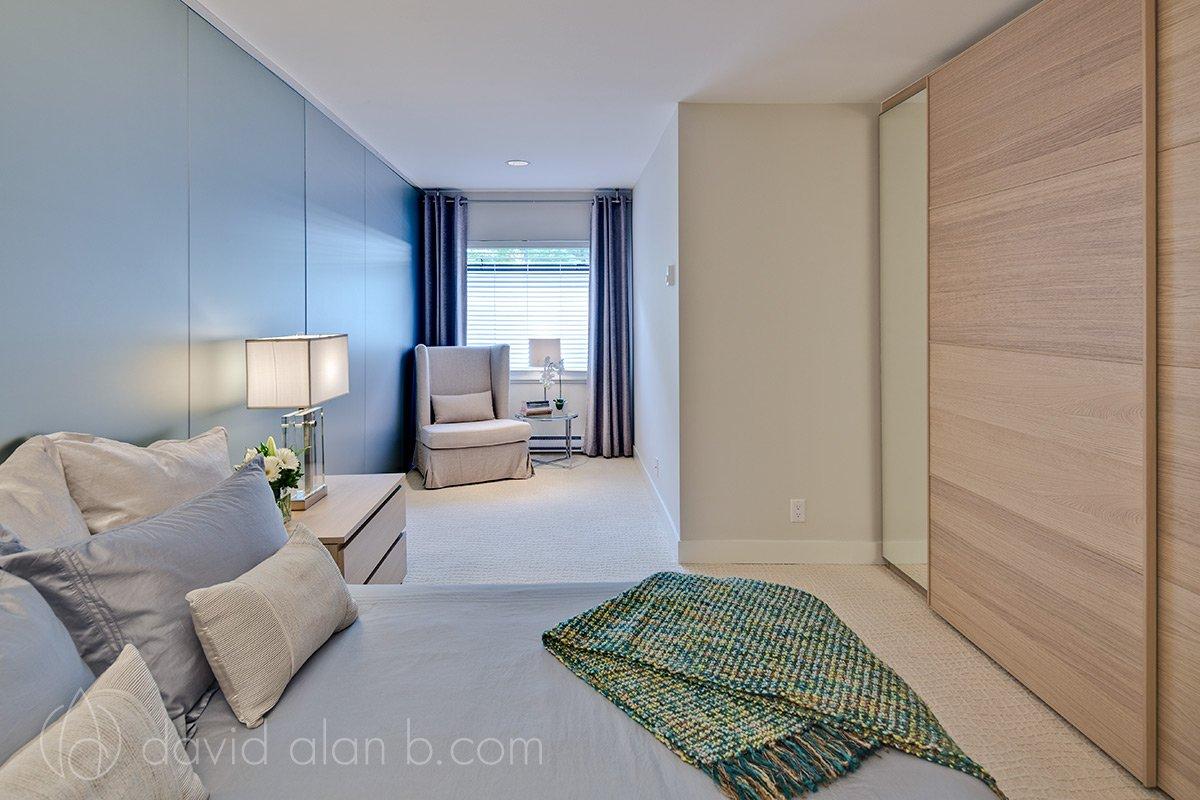 West Vancouver Renovation - Master Bedroom