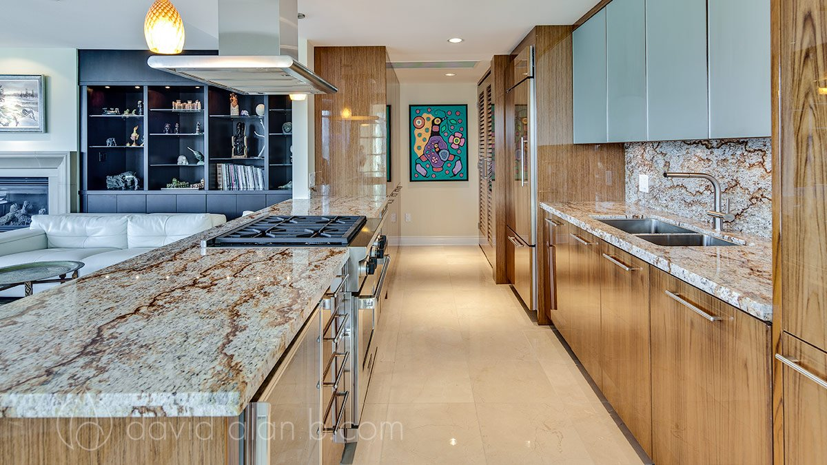 Custom Kitchen Design - Vancouver Renovation